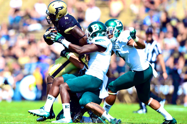 Breaking Down the 2013 NFL Supplemental Draft Class