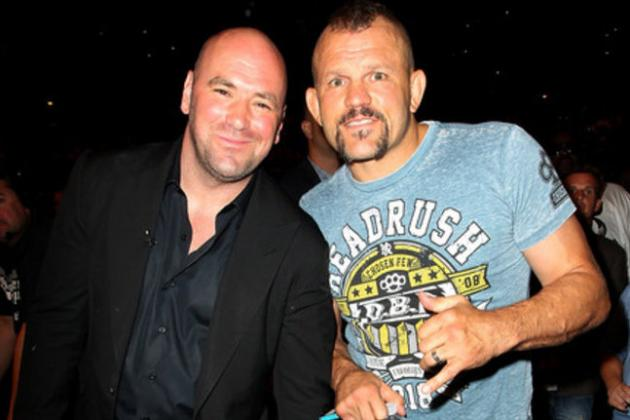 Chuck Liddell Has Icy Message for UFC Fighters Complaining About Low Pay