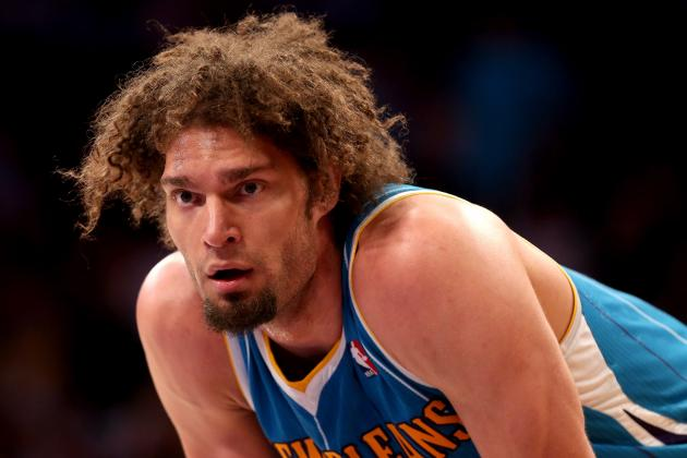 Robin Lopez: 'I'm Very Excited and Ready to Get at It'