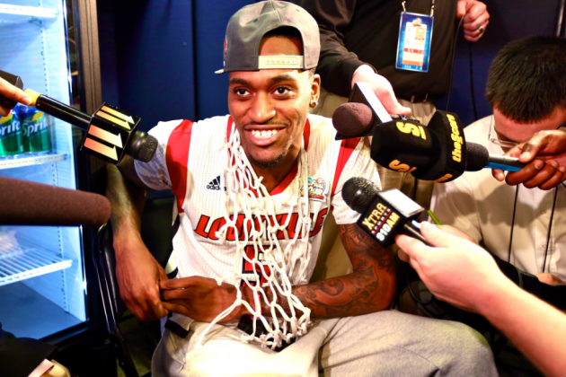 Louisville's Kevin Ware Continues to Amaze, Pitino Says October Return Possible