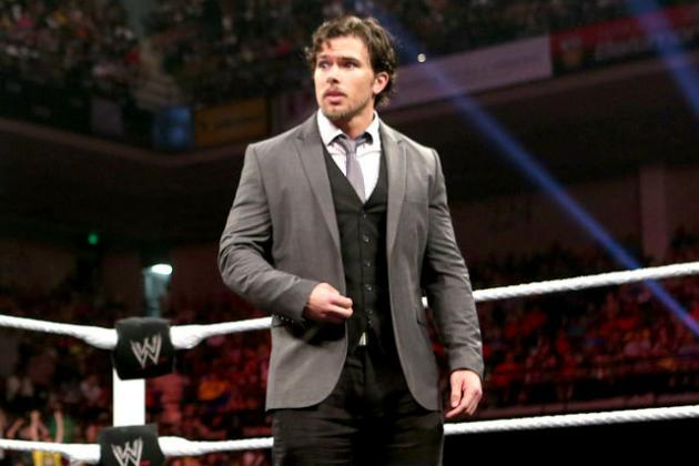 Brad Maddox as WWE's New GM of Monday Night Raw is Kind of the Best Thing Ever