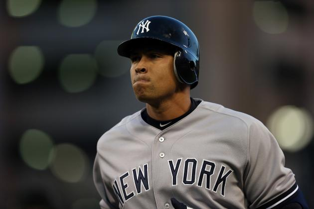 What a Potential A-Rod PED Suspension Would Mean for His, Yankees' Future