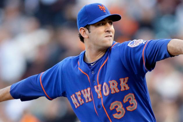 Mets Will Skip Matt Harvey's Final First-Half Start