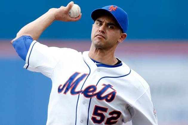 Carlos Torres to Start for Matt Harvey Saturday vs. Pirates