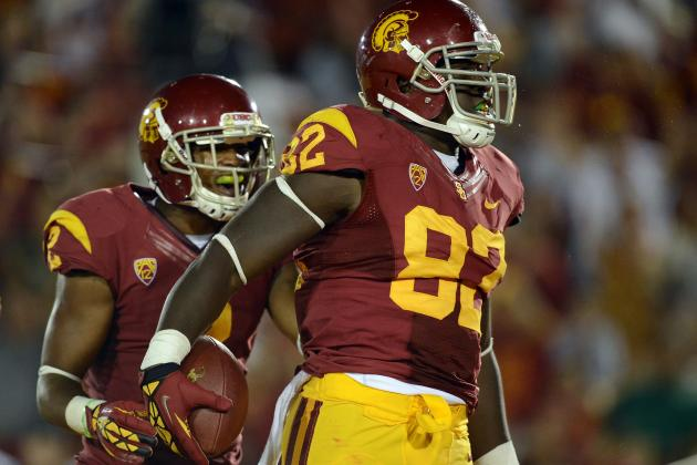 USC Tight End Duo Telfer & Grimble Named to Mackey Award Watch List
