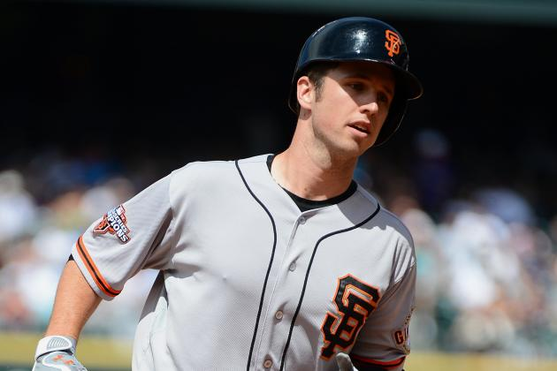 Buster Posey Returns to Lineup for Series Finale vs. Mets