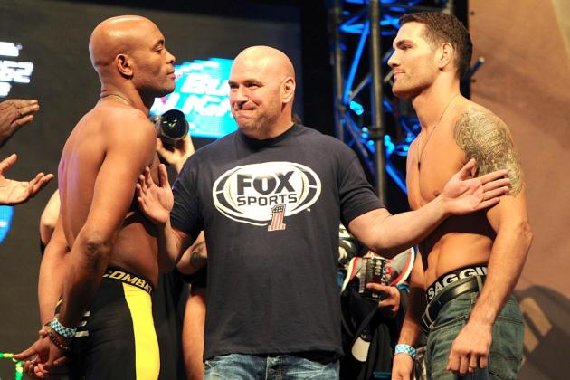 Chris Weidman: Rematch with Anderson Silva Happening 'December or February'