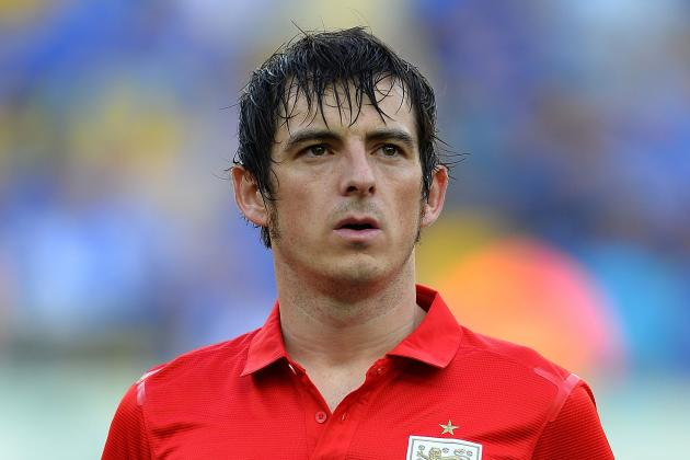 Manchester United Transfer News: Pursuit of Leighton Baines Is Useless