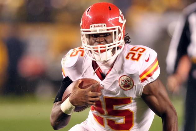 Kansas City Chiefs Salary Cap Outlook: Jamaal Charles Is a Bargain