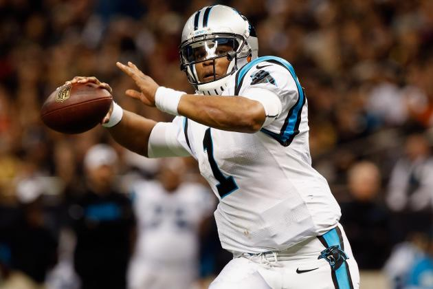 Carolina Panthers: Cam Newton Ranked 18th on Jaws' QB List
