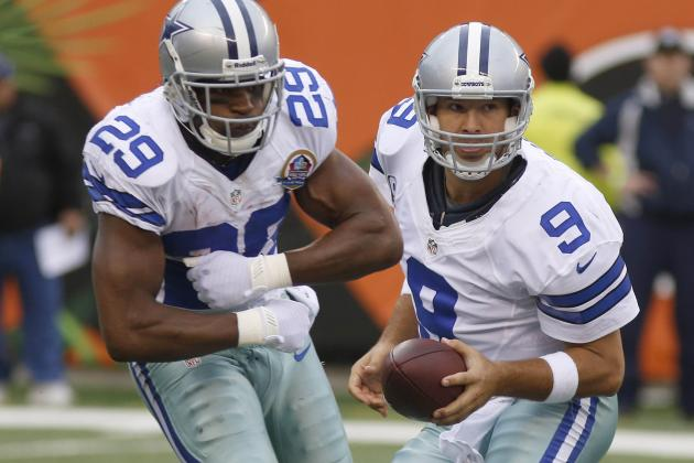 DeMarco Murray: No Dallas Cowboy Resents Tony Romo for New Contract