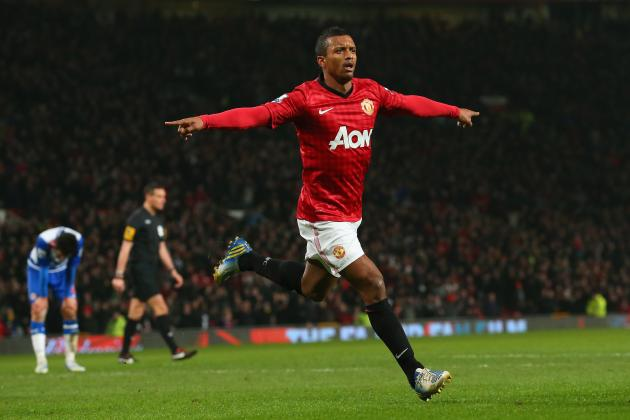 Manchester United Transfer Rumours: Club Should Accept Anzhi's Bid for Nani