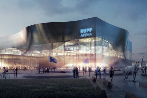 Details Emerge on Rupp Arena Redesign  – Will the Name Stay?