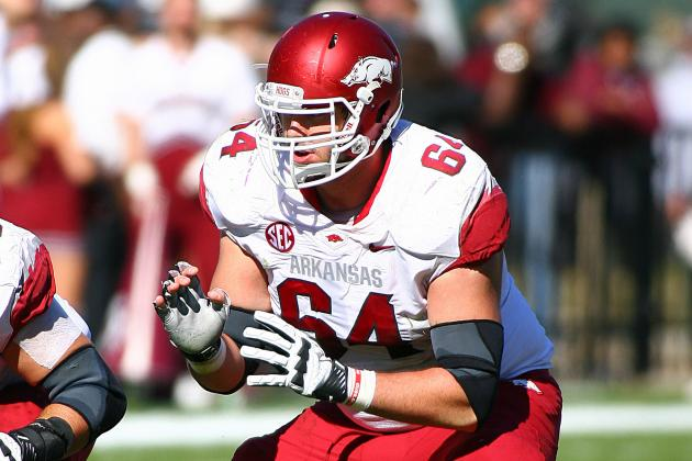 Swanson on Rimington Trophy Watch List