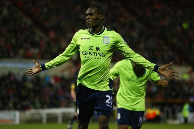 Tottenham Transfer Rumours: Christian Benteke Only Makes Sense for Right Fee