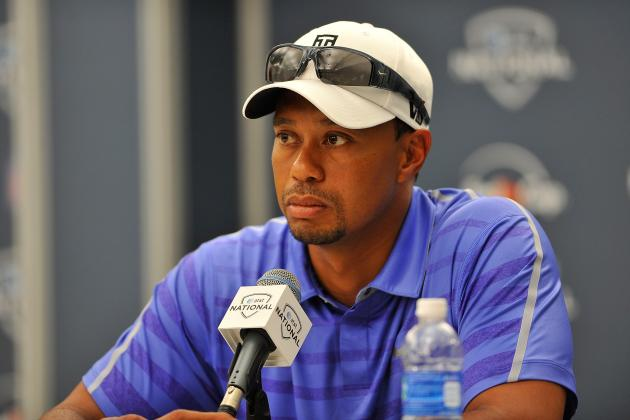 Tiger Woods Shouldn't Be Favorite to Win 2013 British Open