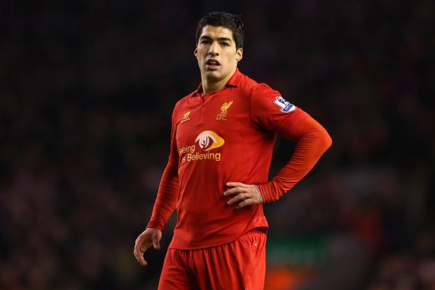 Liverpool Transfer News: Reds Must Hope Bidding War Begins for Luis Suarez