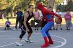 And 1's 'The Professor' Shows Off Streetball Skills as Spider-Man