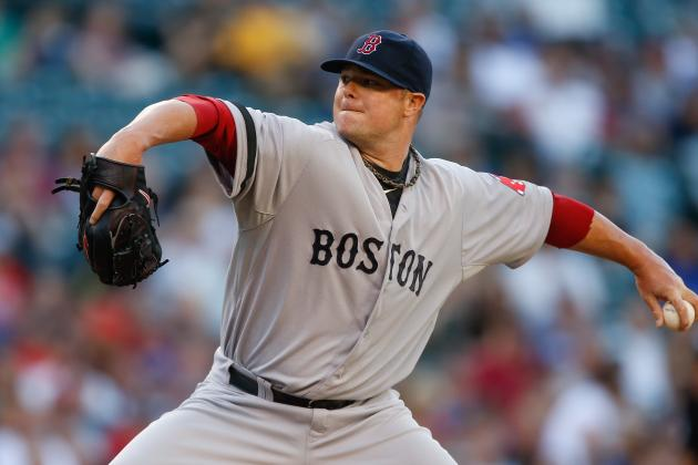 John Farrell on Salk and Holley: Cutter Has Been Jon Lester's Biggest Problem