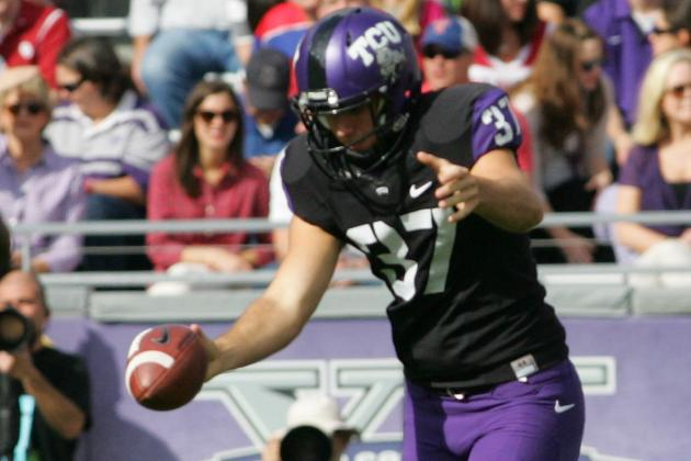 Two from Big 12 Up for Ray Guy Award
