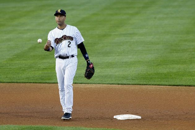 Rushing Derek Jeter Back Before All-Star Break Makes No Sense for Him, Yankees