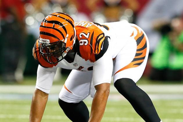 Bengals Release Jamaal Anderson