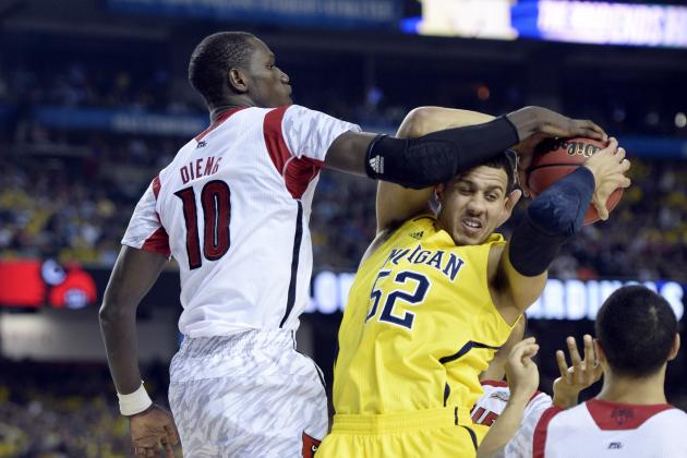 Louisville Basketball: Will Cardinals 'D' Still Dominate Without Gorgui Dieng?