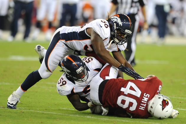 Denver Broncos: Do They Need Production at Middle Linebacker?