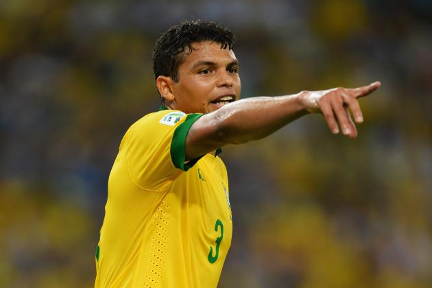 Barcelona Transfer Rumours: Thiago Silva Would be Epic Addition for Barca