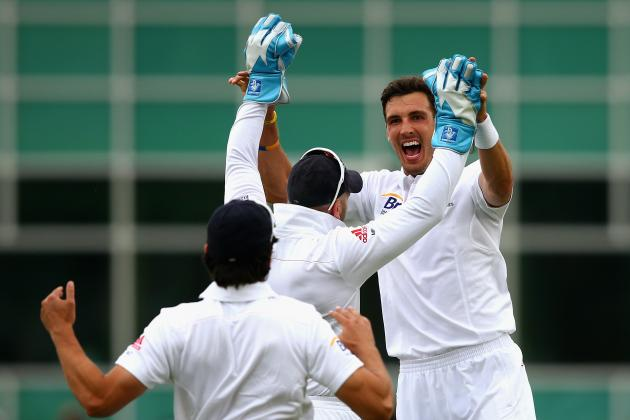 Ashes 2013: Video Highlights From Day One At Trent Bridge