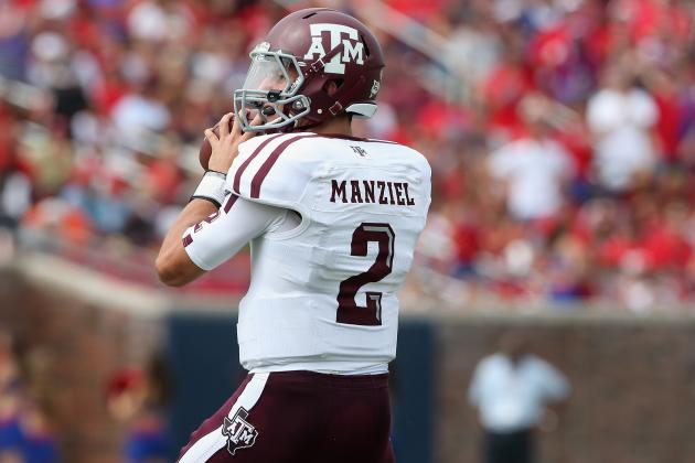 The 5 BCS QBs Who Have the Best Weapons at Their Disposal