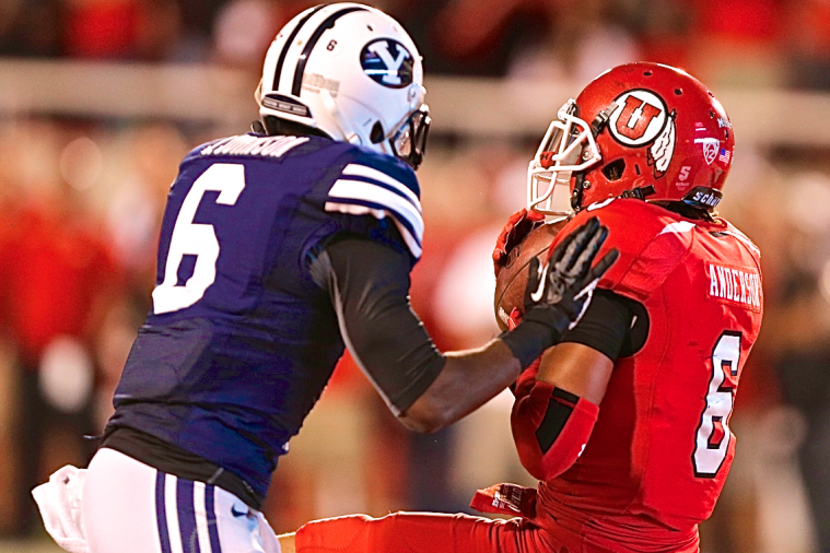 BYU vs. Utah Holy War Rivalry Close to Adding More Games Is Great for Everyone