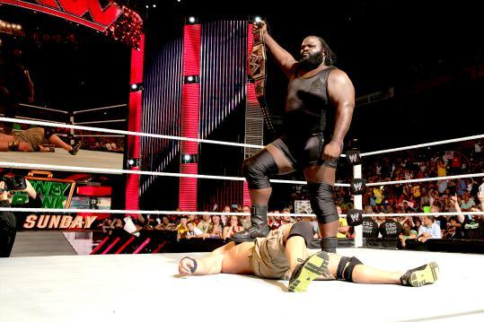 Mark Henry Will Not Get the WWE Title Run He Deserves