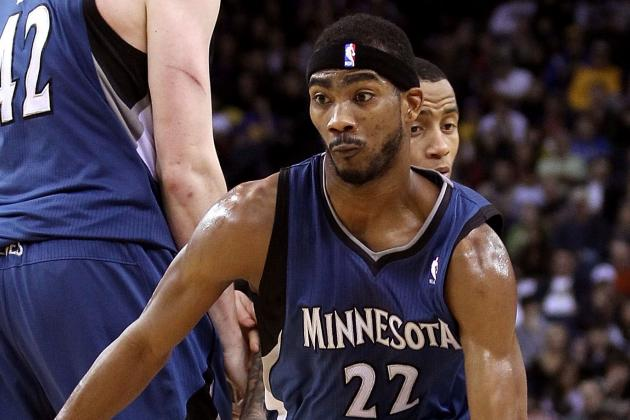 Wolves to Sign Corey Brewer