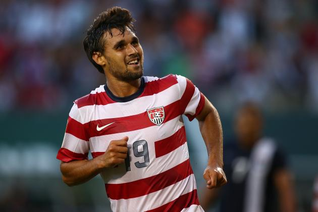 Belize vs. United States: Must-See Moments from 2013 CONCACAF Gold Cup Opener