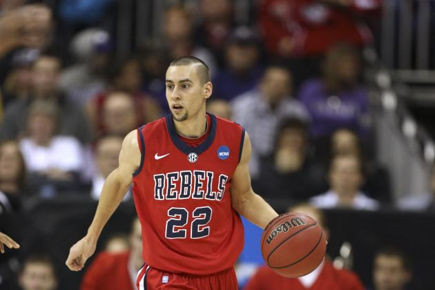 Report: Ole Miss' Marshall Henderson Suspended Indefinitely