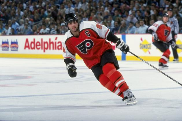 Hockey Hall of Fame 2013 Inductees: Why Eric Lindros Is This Year's Biggest Snub