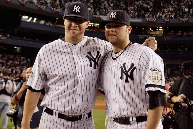 New York Yankees 'Aggressively Shopping' Phil Hughes and Joba Chamberlain