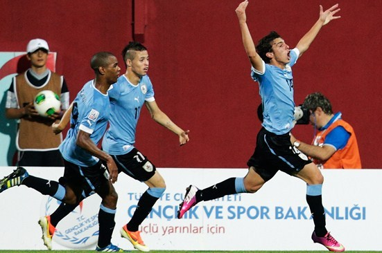 U-20 World Cup 2013 Results: Scores and Highlights from Iraq vs. Uruguay
