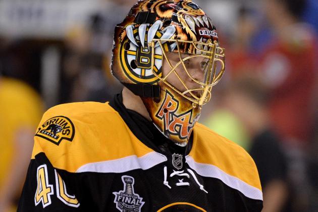 Bruins Sign Rask to Eight-Year Contract Through 2020-21 Season