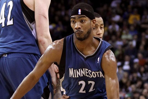 T-Wolves and Corey Brewer Agree to 3-Year/$15M Deal