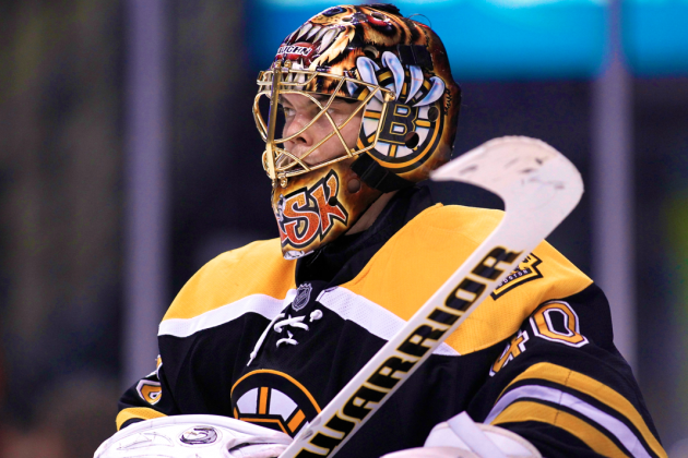 Tuukka Rask and Boston Bruins Agree to 8-Year Contract Extension