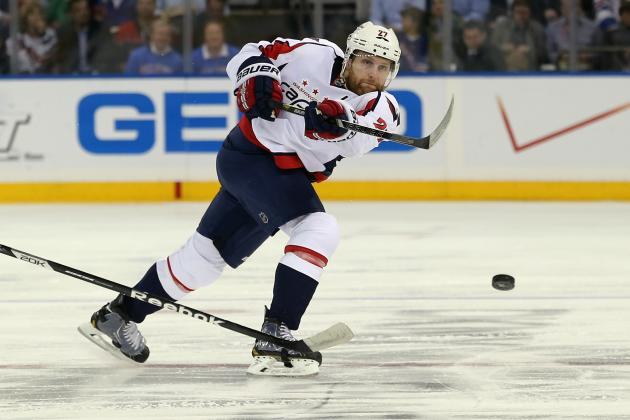 Capitals Ink Alzner to Multi-Year Extension