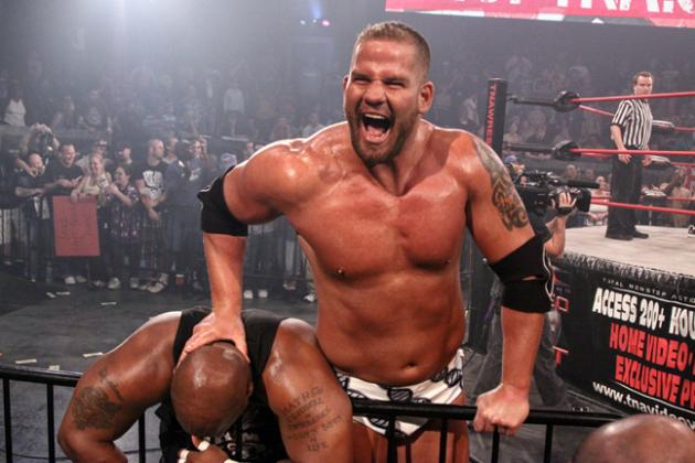 Matt Morgan: Why The Blueprint Should Return to WWE