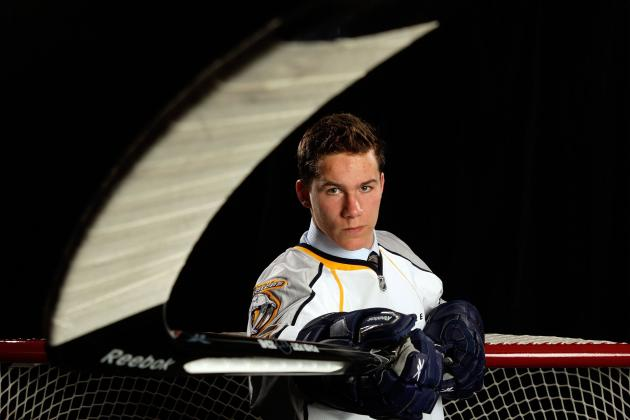 Michael Latta Eager to Make a Strong Impression