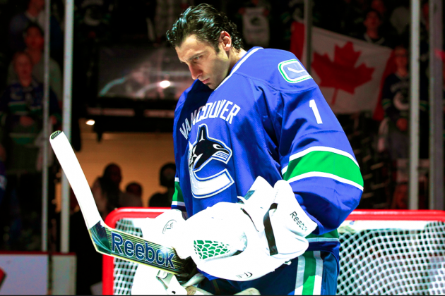 Will Roberto Luongo Fiasco Derail Canucks' 2014 Stanley Cup Chances?