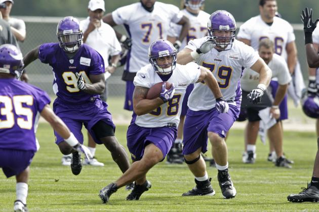Breaking Down the Minnesota Vikings' Biggest Training Camp Battles
