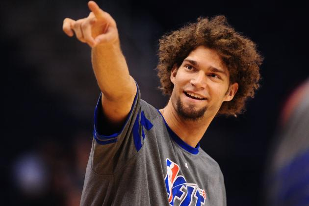 Blazers Acquire Robin Lopez from New Orleans