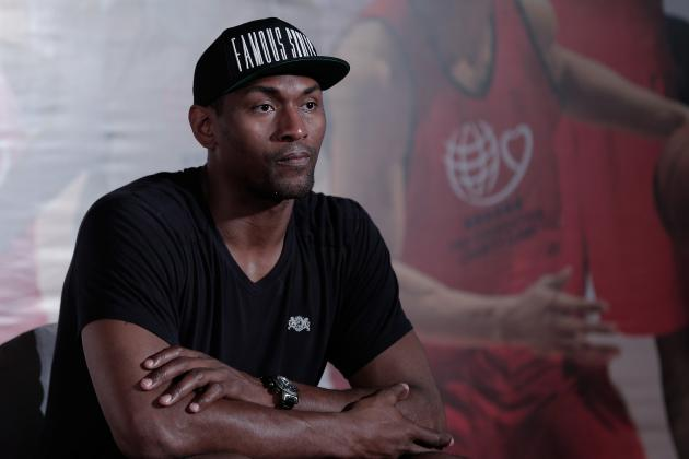 Metta World Peace Has Interesting Twitter Reaction to His Amnesty News