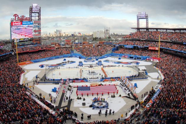 Why the NHL Needs to Play More Outdoor Games
